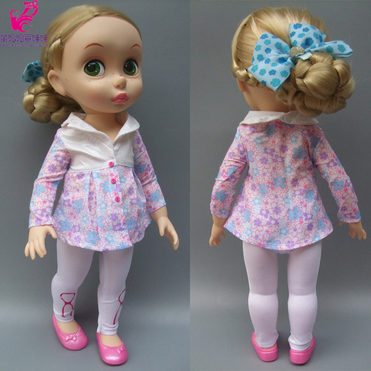 Doll Clothes Pants Sets For 16