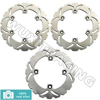 1991 1992 1993 1994 New Front Rear Full Set Brake Discs Rotors Disks Fit For Honda