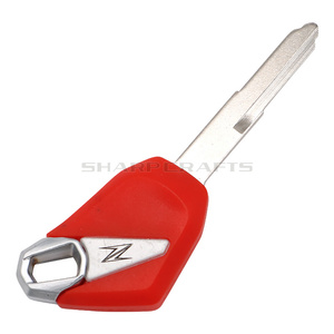 Пустой ключ для KAWASAKI ZX6R ZX636R ZX7 ZX9R ZX10R ZX12R ZX14R ZXR250 ZXR400 ZZR400 ZZR600 ZZR1400 ZRX1200