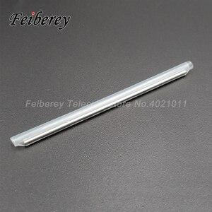 Image 2 - 400 pcs 40/45/60mm FTTH אופטי סיבי אחוי שרוולים 60mm חום לכווץ צינורות 40mm סיבים אופטיים Fusion שחבור כלי