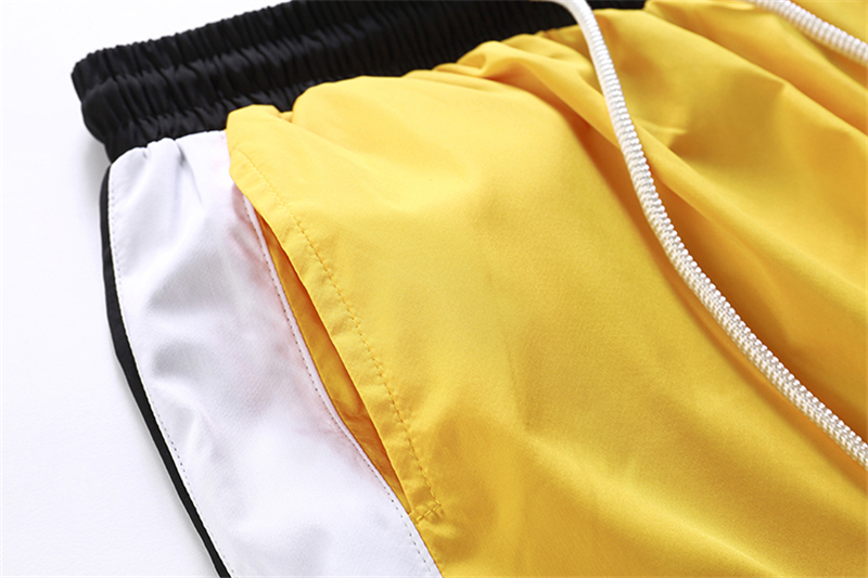nova moda chinês personagem impressão harem calças