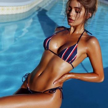 Brazilian Micro Bikini Set 1