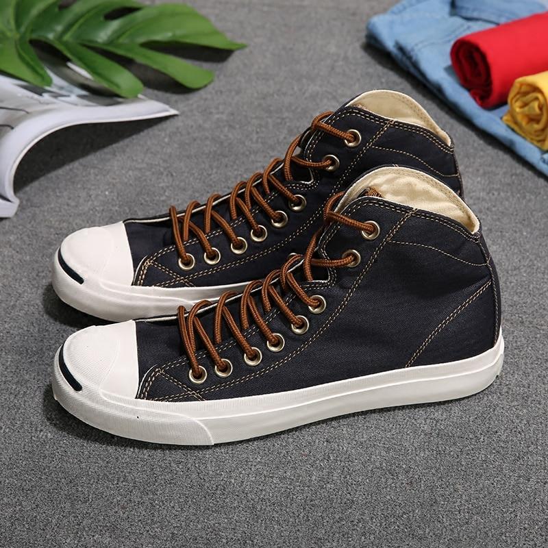 00ec7a6a3 Lona Está Maggie Tamanho Dos azul Alta branco ~ Plataforma top Preto  Caminhada 39 A vermelho Sapatos ...