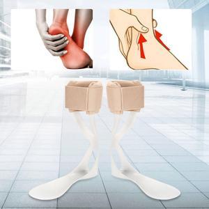Image 5 - מתכוונן הקרסול Brace ישור קרסול לעטוף מתקן סד הקלה כאבי רגליים הגנה מתקנת סד סד