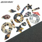 assoonas M45/jewelry accessories/accessory parts/jewelry findings components/diy earings/diy/Acrylic Connectors/embellishments