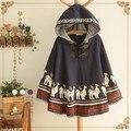 Chamarras mujer печати толстовка верхняя одежда осень жилеты залить femmes блузон водопад пальто донна giacca doudoune femme harajuku