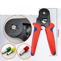 5 unids/lote HSC8 6-4 Auto-ajustable Herramientas Que Prensan Virolas Alicates que prensan solares fotovoltaicos para Auto Coche cable de alambre