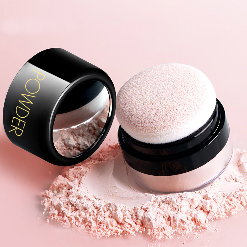 Matte Loose Setting Invisible Pore Makeup Powder Oil