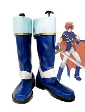 Fire Emblem: Sealed Sword Roy Cosplay Shoes Boots Custom Made custom made fire emblem if hinata cosplay costume