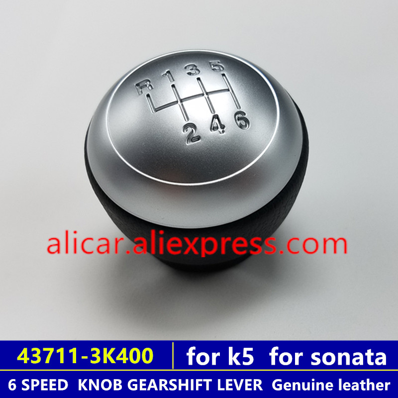 Genuine Hyundai 43711-3K400 Gear Shift Lever Knob