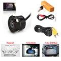 Universal Car Rear View Camera Ccd Hd Visão Noturna 12 V À Prova D' Água de 170 Graus Auto Reverso Backup Auxiliar de Estacionamento Assistência