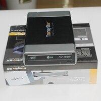 Bên ngoài Hợp Kim Portable USB 3.0 Và ESATA to SATA Bao Vây Trường Hợp Đối Với 5.25
