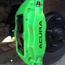 Для Acura тормозной суппорт наклейка высокая температура виниловая наклейка 8 X любой цвет) Стайлинг автомобиля