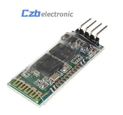 <font><b>HC06</b></font> HC-06 Беспроводной Серийный 4 Pin <font><b>Bluetooth</b></font> Радиотрансивер Модуль RS232 TTL для Arduino модуль <font><b>Bluetooth</b></font>