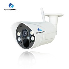 hot deal buy graneywell wifi ip camera 1080p 2mp outdoot ir 50m smart color night vision wireless weatherproof home security bullet  ip cam