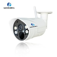 Graneywell Wifi IP Camera 1080P 2MP Outdoot IR 50m Smart Color Night Vision Wireless Weatherproof Home Security Bullet IP Cam