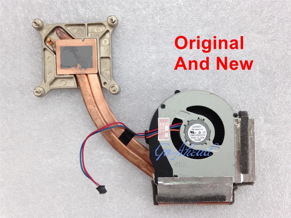 Genuine IBM Lenovo ThinkPad T420 T420i Laptop CPU Fan Cooling Heatsink 04W0407