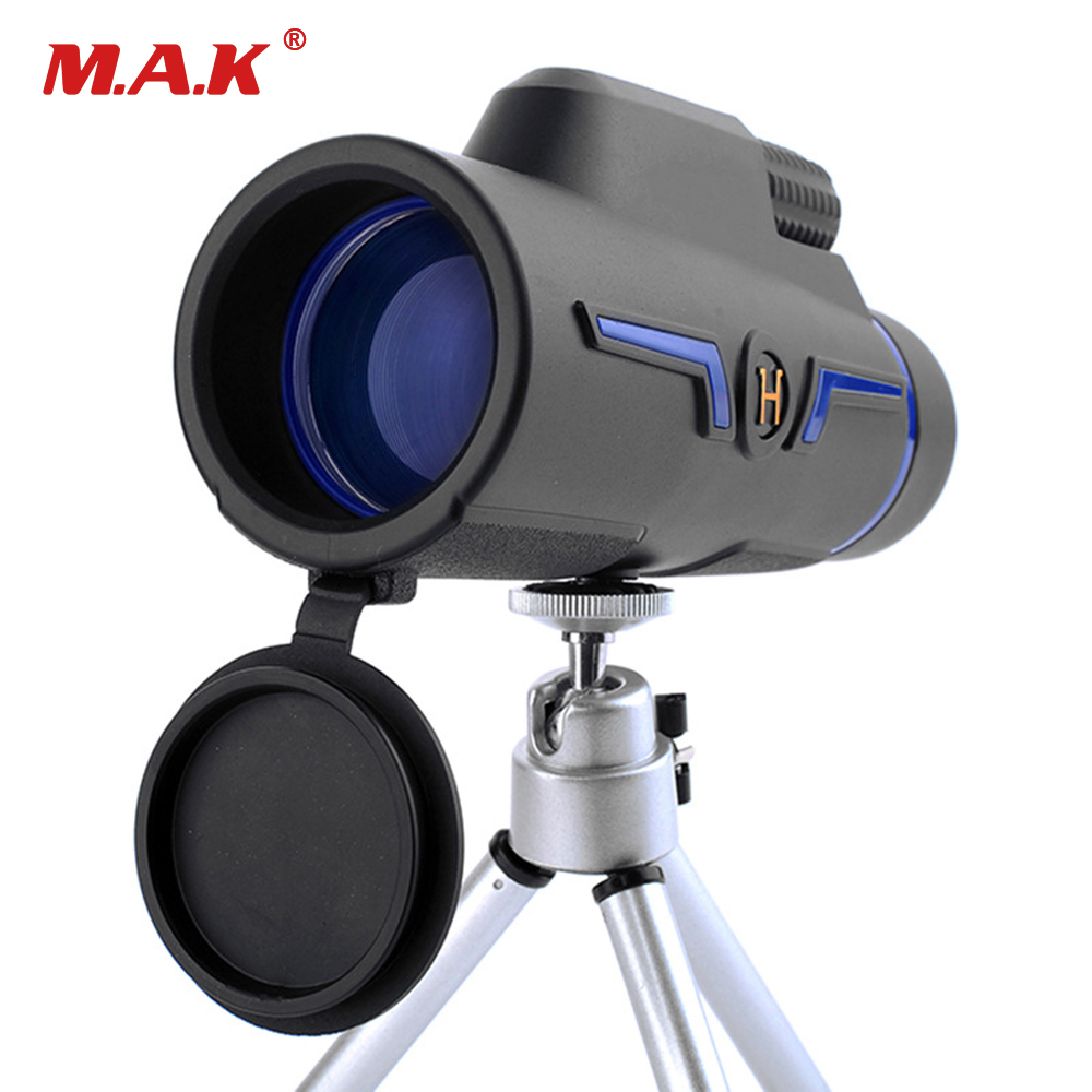10x42 Monocular Telescope High Magnification Low Light Level Night Vision Waterproof for Hunting Shooting 8 10x32 8 10x42 portable binoculars telescope hunting telescope tourism optical 10x42 outdoor sports waterproof black