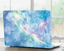 Marble Pattern Hard Shell Case Keyboard Cover Skin Set For 11 12 13 15