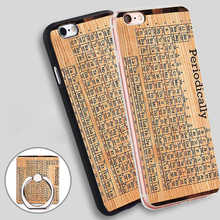 periodically Best Science Gifts  Soft TPU Silicone Phone Case Cover for iPhone 4 4S 5C 5 SE 5S 6 6S 7 Plus