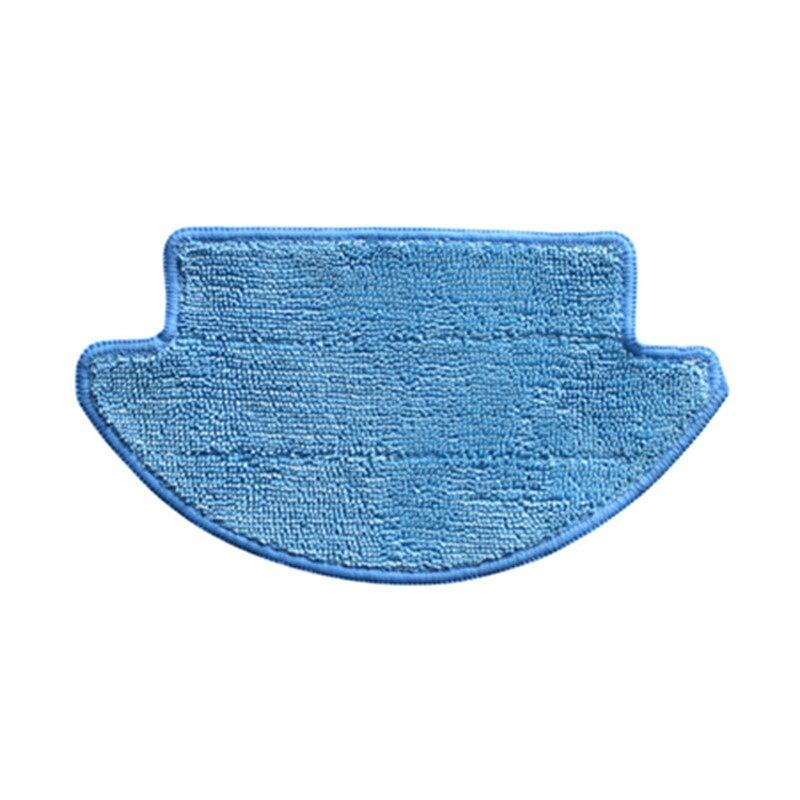все цены на 1pcs Original thickness mop Cloths for Xiaomi Mi Robot Vacuum Cleaner mop Cloths Parts kit онлайн