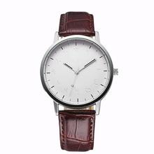 Mulheres Relógios de Quartzo Retro Design Analógico Relógio de Forma Simples relógio de Pulso de Quartzo
