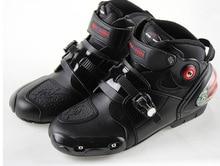 Livraison gratuite respirant léger chaussures de course mode chaussures route moto bottes pro – biker a9003, Taille 40 – 45