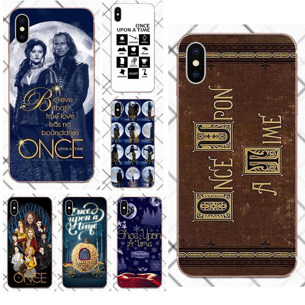 Tpwxnx On Sale Luxury Once Upon A Time Tv Show For Xiaomi Mi6 Mi 6 A1 Max Mix 2 5X 6X Redmi Note 5 5A 4X 4A A4 4 3 Plus Pro