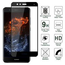 Protection Glass Film for Huawei P10 Lite Full Coverage Scre