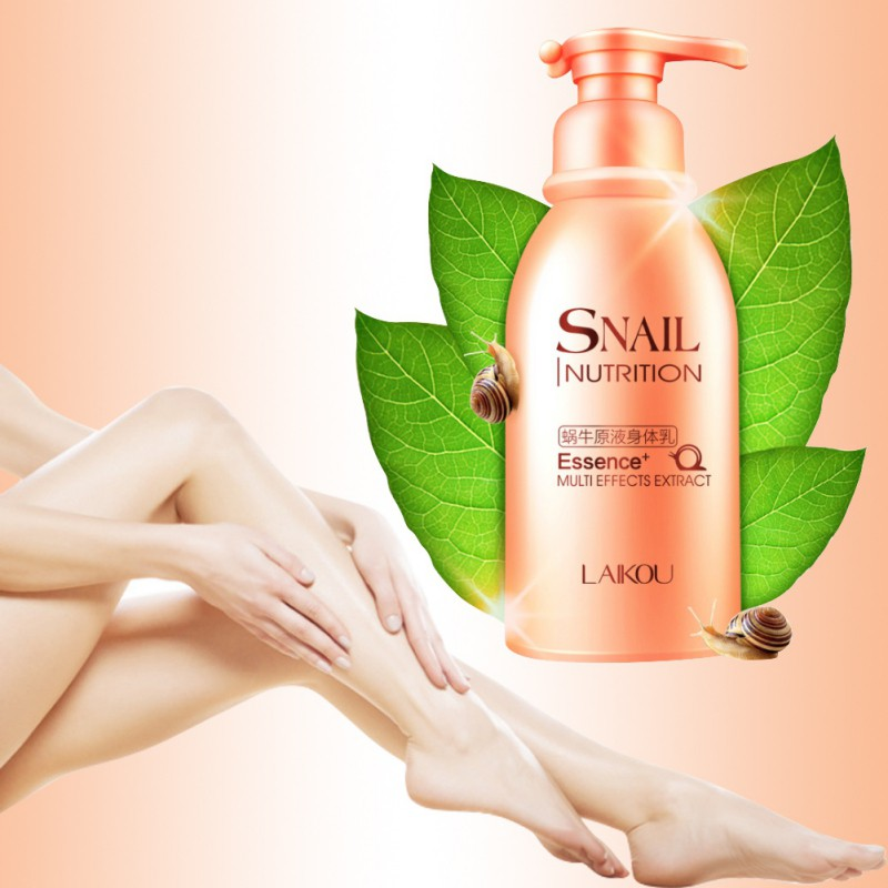 Snail Body Cream Moisturizing Skin Care Hydrating Nourish oil control body care body fragrant Anti-Aging Cream Skin Repairment