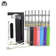 Nuevo cigarrillo electrónico de regalo UGO Toque M14 kit de vapor grande pluma vaporizador evod ego voltaje variable vs control de flujo de aire mt3