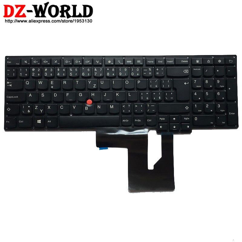 Клавиатура Teclado SN20F21610, оригинальная, без подсветки, для Lenovo Thinkpad S5 S531 S5 S540