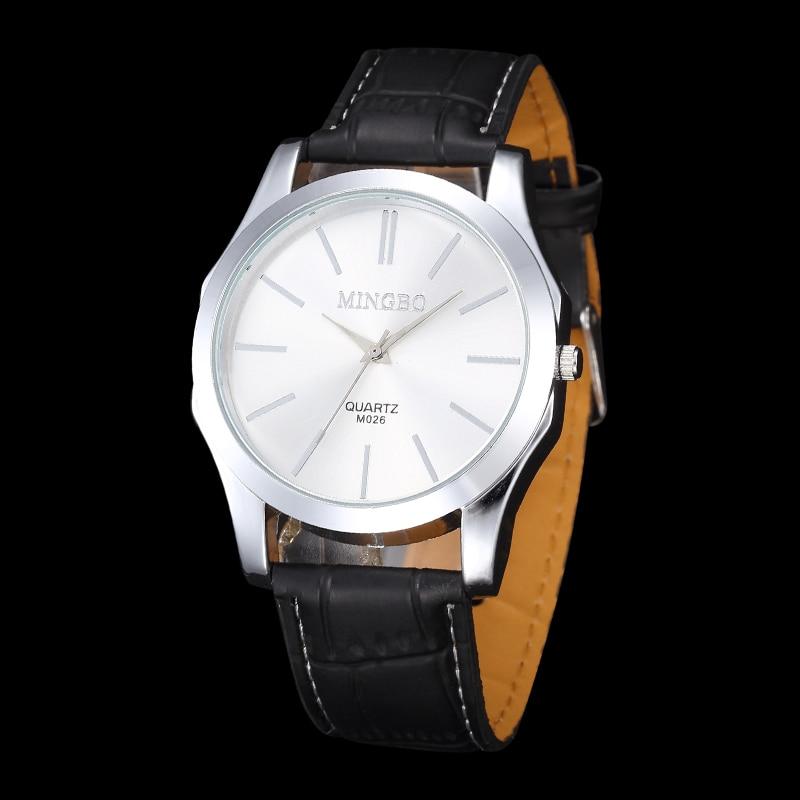ebe3ad98076a 2019 nuevo reloj para Hombre de plata Diesel Unisex de moda reloj de cuarzo  pulsera de diseño Simple Relojes de Cuero Relojes de Hombre Mujer