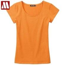 Plus Size 2018 Summer Casual Women Cotton T-shirt European Harajuku T Shirt Female O-neck Short Sleeve Slim Tops Hot Sale XXXXL