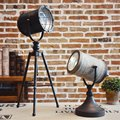 Loft industrial wind decoration lamp Retro Old Bar Cafe Decor props soft furnishings home decoration accessories