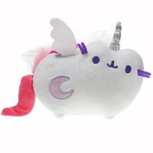15/25cm Cosplay Plush Toys Cat Rainbow Unicorn Moon Cat Plush Soft Stuffed Animals Toys Gifts for Kids Children