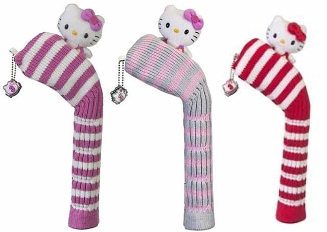 Free Shipping  Golf Hybrid Club Head Covers With Interchangeable No.Tag 3,5,X  Golf UT Head Cover for Women golf culb