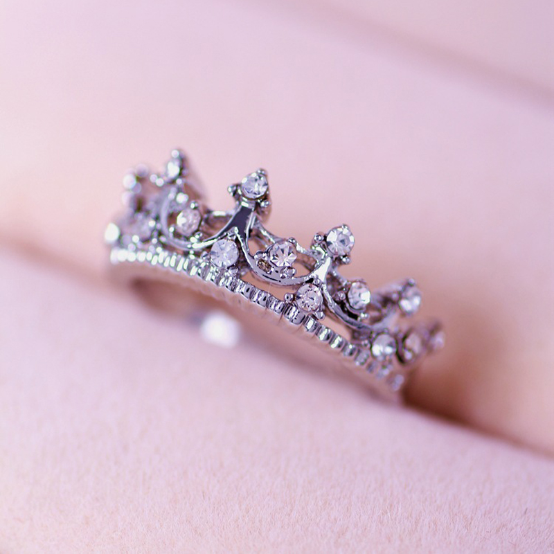 King And Queen Crown Wedding Rings All About Rings 2017