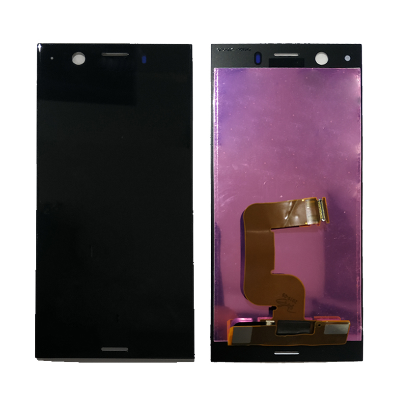 For Sony Xperia XZ1 Compact Display XZ1 MINI LCD Display with Touch Screen Digitizer Replacement Parts Free ShippingFor Sony Xperia XZ1 Compact Display XZ1 MINI LCD Display with Touch Screen Digitizer Replacement Parts Free Shipping