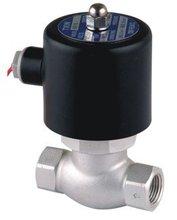 1/2 » из нержавеющей стали паровая электромагнитный клапан PTFE US-15 DC12V DC24V AC110V или AC220V