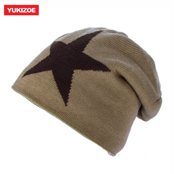 Los hombres De invierno sombrero Gorro Gorros De Lana Gorras caliente  sombrero capeu tapa Cappelli Gorros sombrero Masculino Casquette Toca 616d029c247