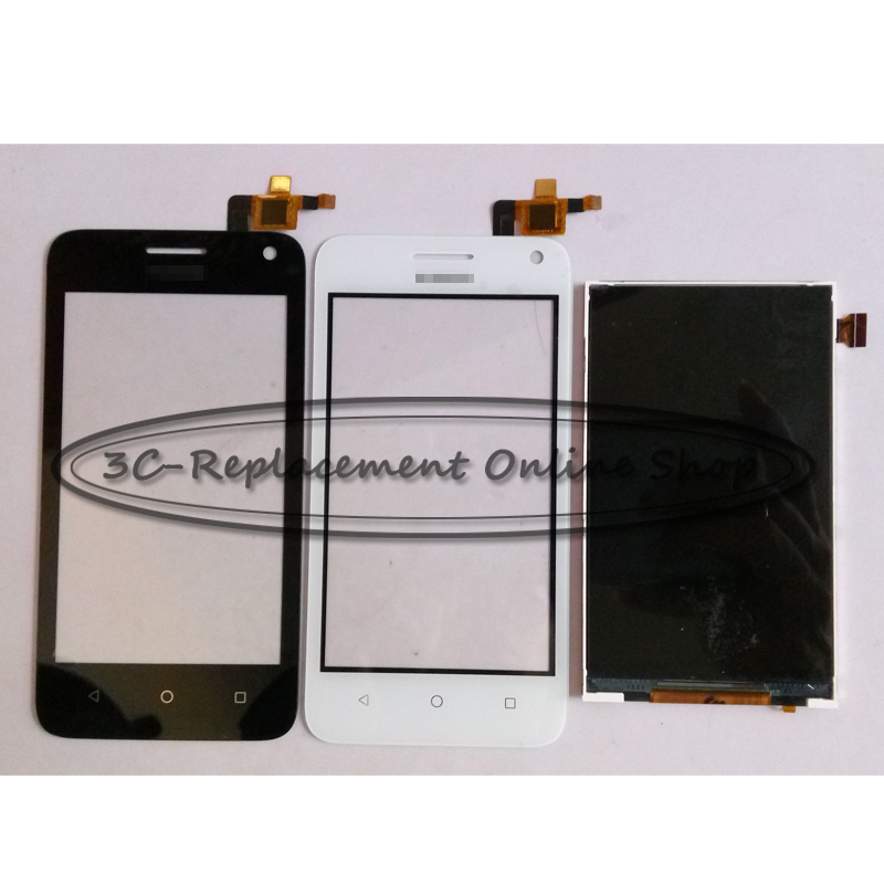 imágenes para Nuevo Blanco/Negro Para Huawei Y3 Y336-U02 Monitor de Pantalla LCD y la Pantalla Táctil del Digitizador Envío Libre + Seguimiento de Pedidos