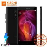 Global Version Xiaomi Redmi Note 4 Mobile Phone 3GB RAM 32GB ROM Snapdragon 625 Octa Core