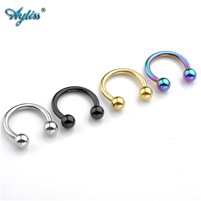 G Septum Ring