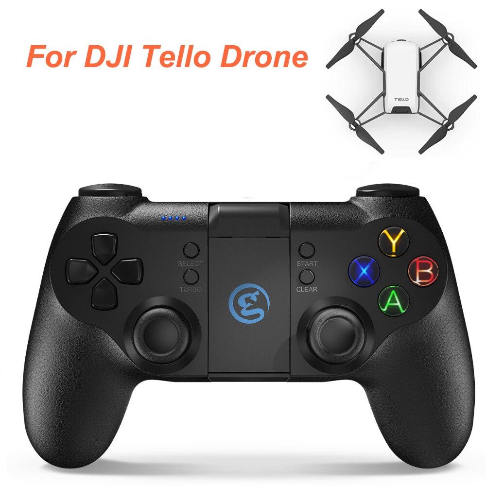 DJI Tello télécommande Drone bluetooth télécommande GameSir T1s manette de jeu plate-forme de soutien ios 7.0 + Android