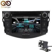 Sinairyu 2 Din Android 8,0 Octa Core dvd-плеер для Toyota RAV4 2006-2012 gps навигации Мультимедиа Радио стерео Штатная
