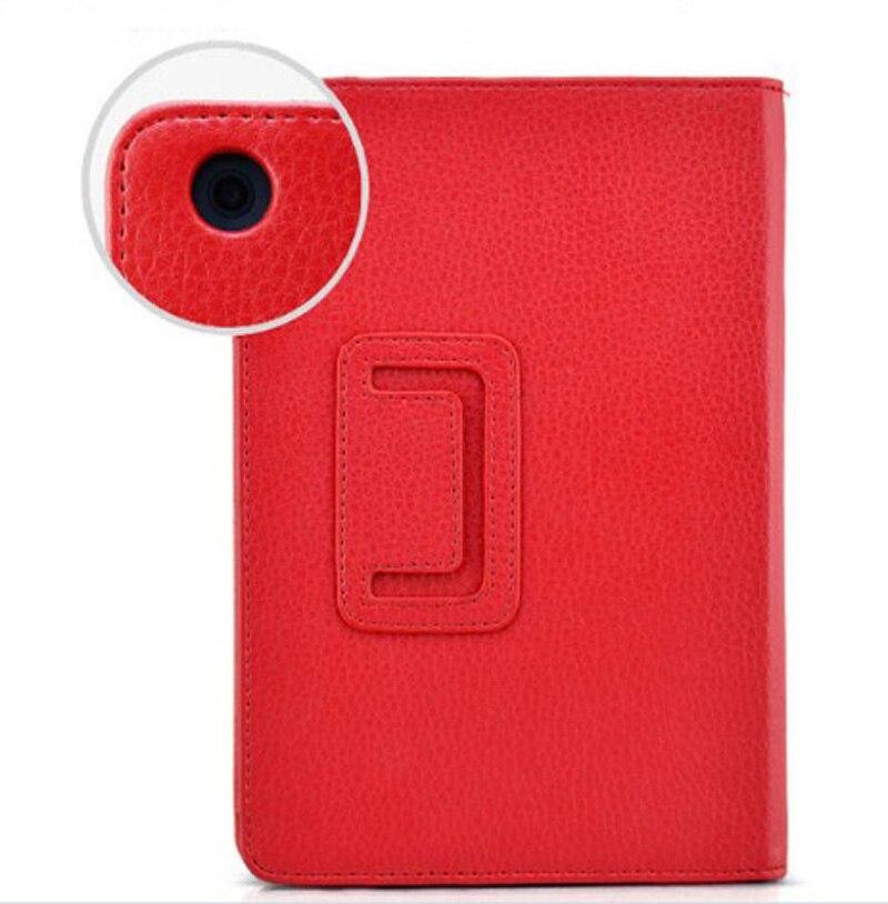 Funda de cuero con soporte de folio de lujo 4en1 cubierta magnética - Accesorios para tablets - foto 6