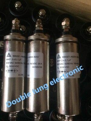 1PCS  B85321A6204-B250 B85321A6204 EMI Feedthrough Filters 25A 750V1PCS  B85321A6204-B250 B85321A6204 EMI Feedthrough Filters 25A 750V