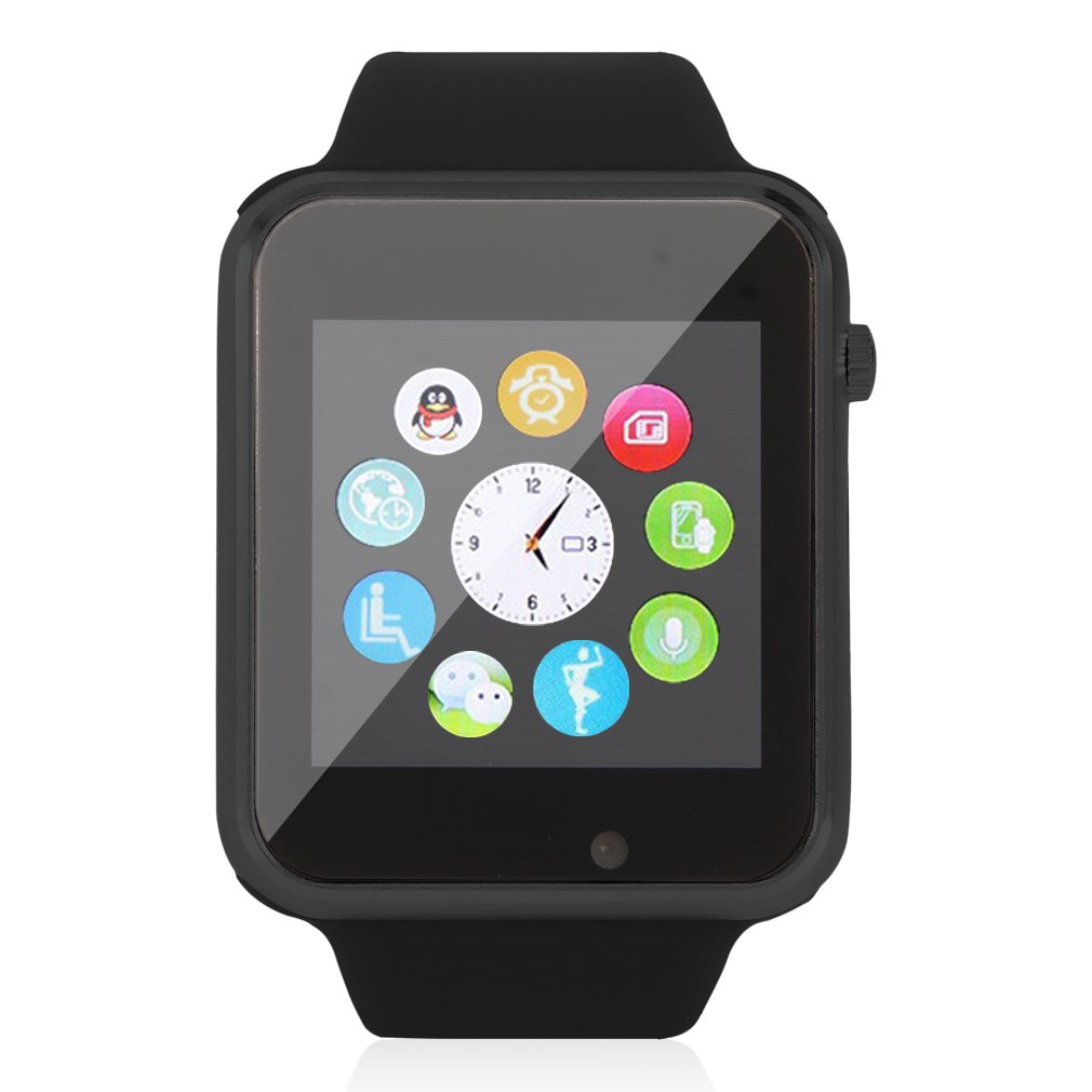 Smart-Watch Step-Counting Sport-Tool Fitness Android A1 Bluetooth for Mobile-Phone Connection