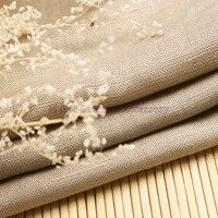 Rayon + tessuto di lino tinto interwoven strutturato tessuto rayon tessuto dei pantaloni camicia vestito di lusso tessuto 140 cm * 5 yards spedizione gratuita